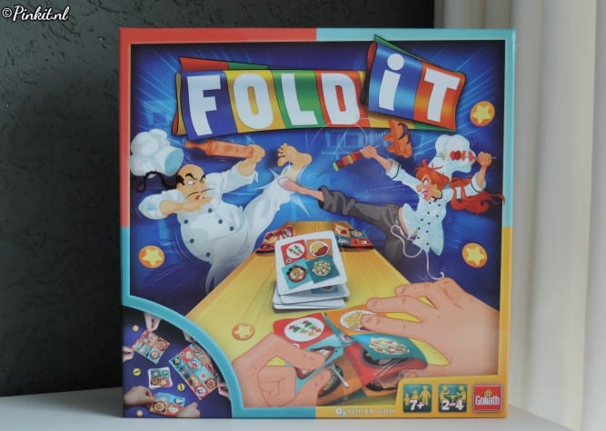 Fold it van Goliath