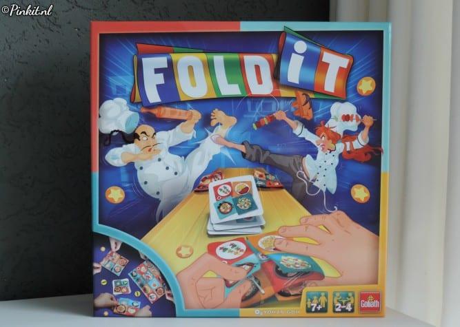 Fold it van Goliath