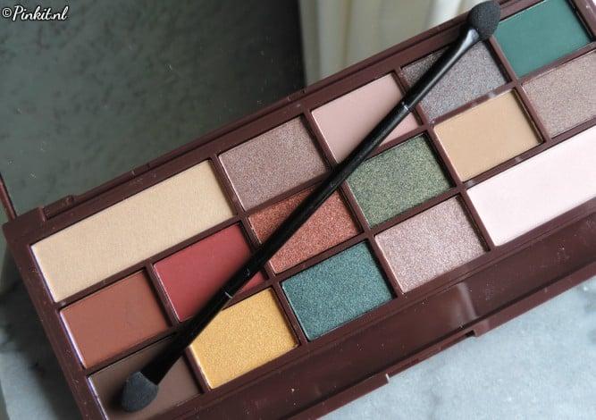 I Heart Makeup Mint Chocolate