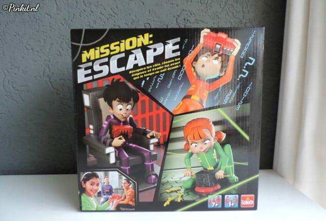 KIDS | MISSION ESCAPE VAN GOLIATH + WIN