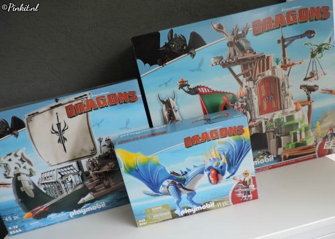 KIDS | PLAYMOBIL DREAMWORKS DRAGONS + WIN
