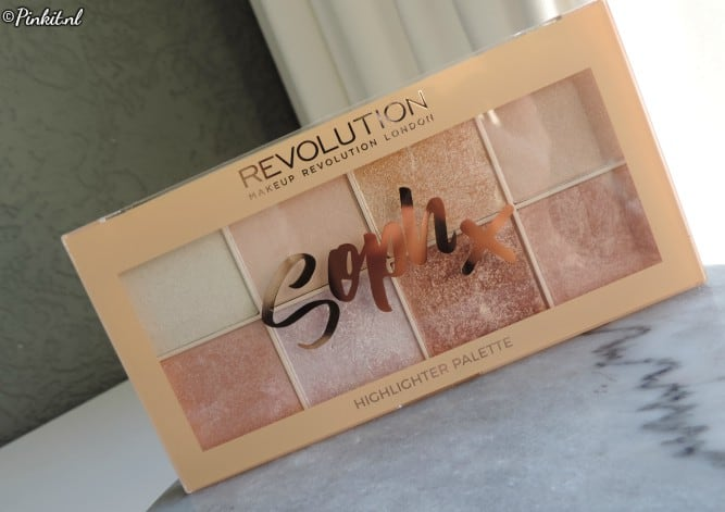 Makeup Revolution Soph X