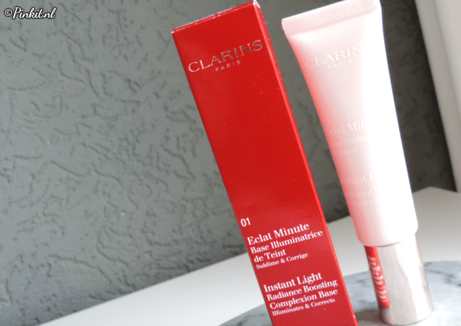 BEAUTY | CLARINS INSTANT LIGHT RADIANCE BOOSTING COMPLEXION BASE