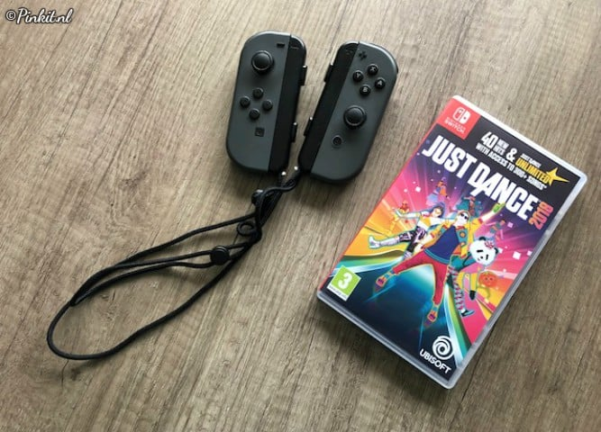GAME | JUST DANCE 2018 NINTENDO SWITCH + WIN