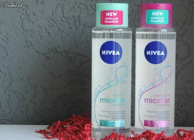 HAIRCARE | NIVEA PURIFYING MICELLAR SHAMPOO & NIVEA COMFORTING MICELLAR SHAMPOO
