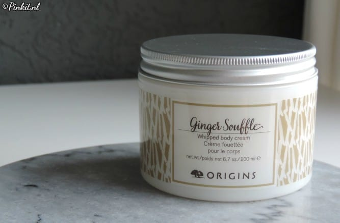 SKINCARE | ORIGINS GINGER SOUFFLE WHIPPED BODY CREAM