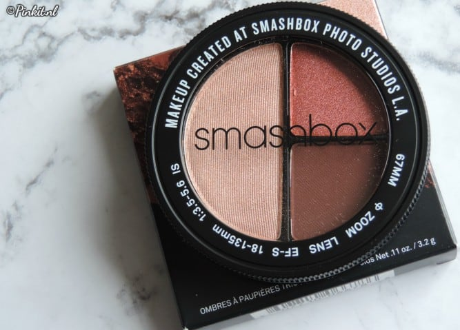 Beauty Smashbox Photo Edit Eye Shadow Trio Pinkitnl