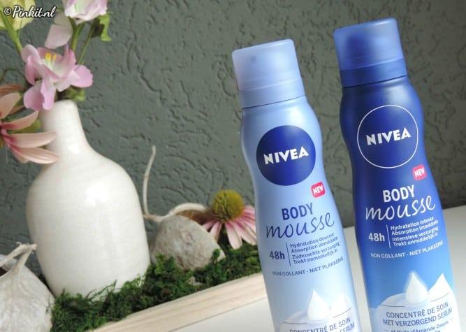 NIVEA Body Lotion Mousse