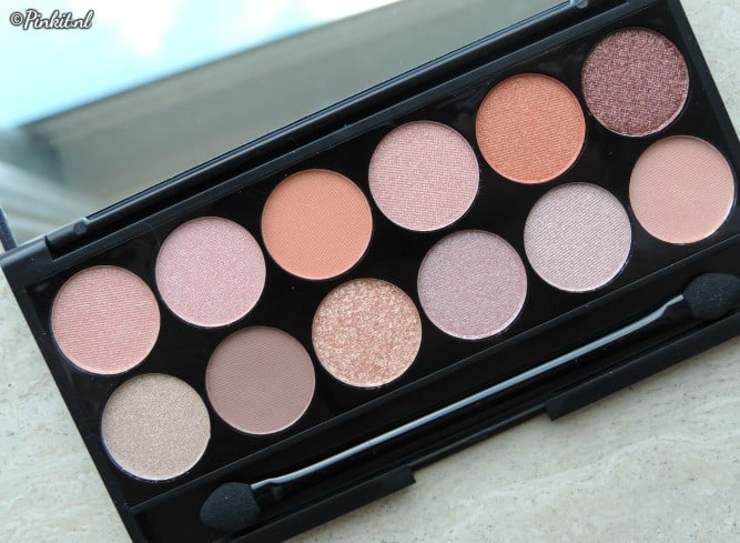 BEAUTY | SLEEK MAKEUP I-DIVINE PALETTES LIMITED EDITION