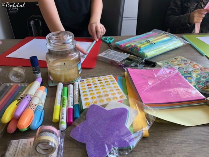 WEEKLY DIARY | IN HUIS ROMMELEN EN MINI DM SHOPLOG