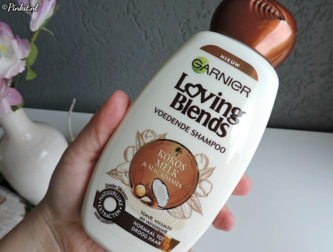 Garnier Loving Blends Kokosmelk & Macadamia lijn