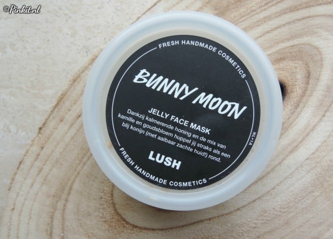 Lush Jelly Face Mask Bunny Moon