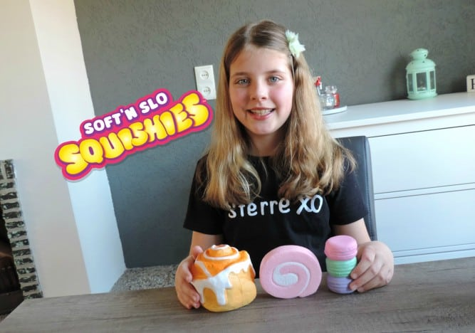 KIDS | SOFT 'N SLO SQUISHIES + WIN