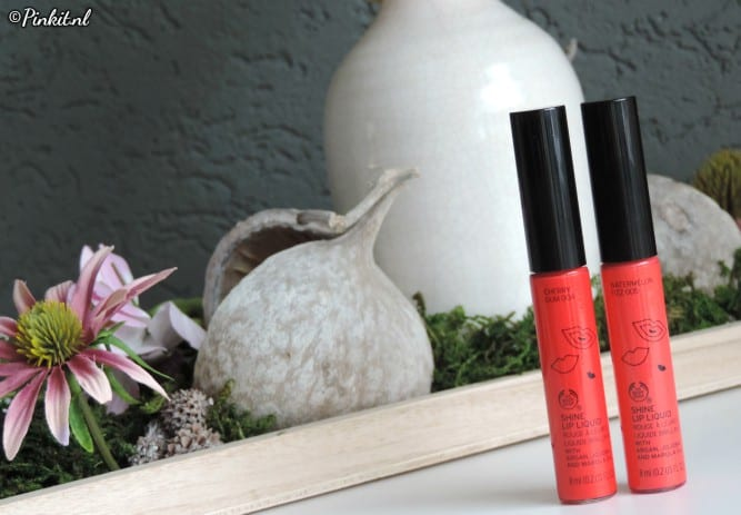 The Body Shop Shine Lip Liquid
