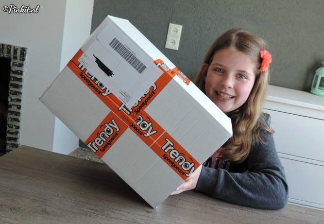 KIDS | TRENDYSPEELGOED.NL UNBOXING & SLIJM TESTEN