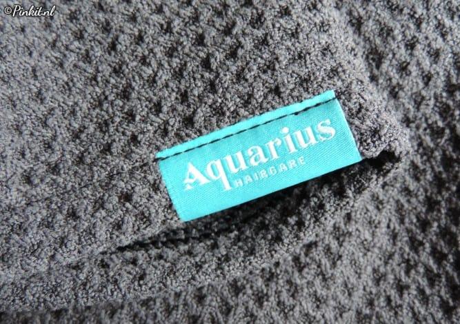 Aquarius Haircare Turban Dark Grey