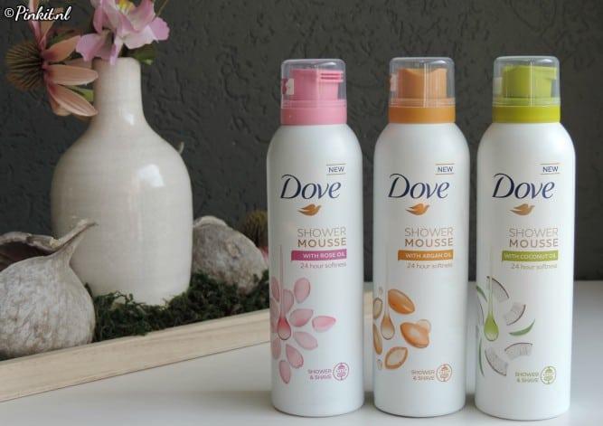 Dove Shower Mousse