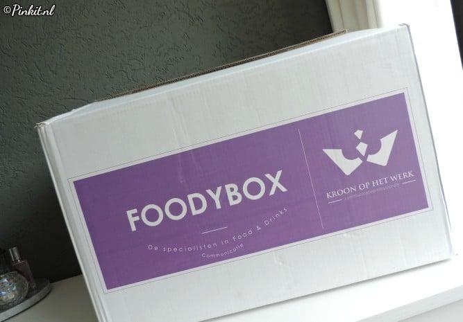 FOOD | UNBOXING FOODYBOX LENTE EDITIE