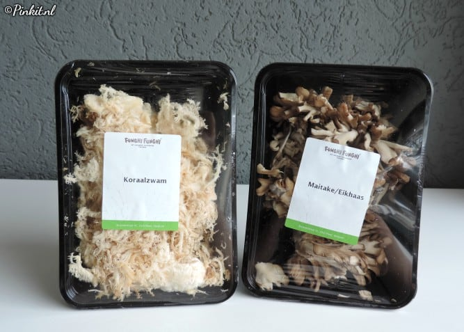 Unboxing Foodybox lente editie