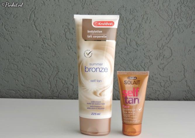 Nieuwe Kruidvat producten