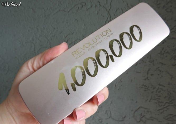 Makeup Revolution 1 Million Palette