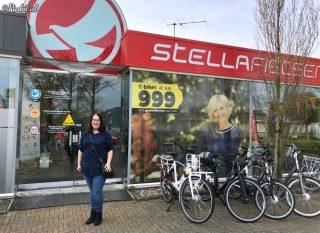 E-bike Stella Fietsen