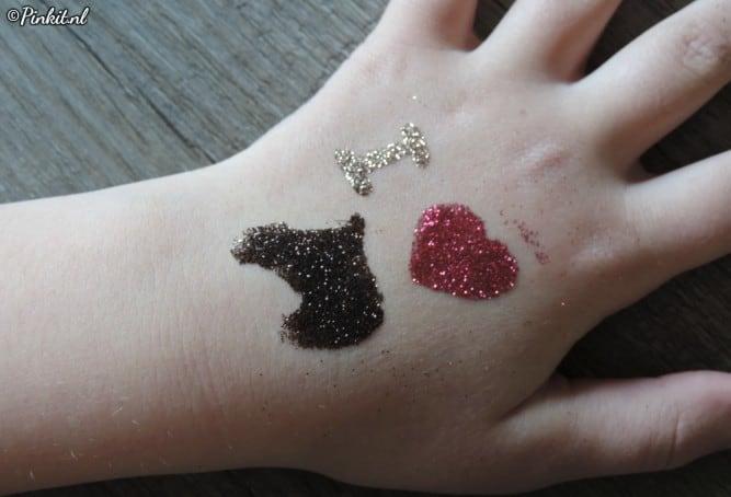 Glitter Tattoo Set
