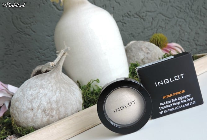 BEAUTY | INGLOT INTENSE SPARKLER HIGHLIGHTER