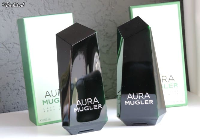 MOEDERDAGTIP | MUGLER AURA BODY LOTION & SHOWER MILK