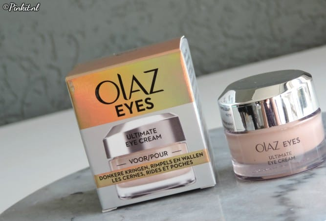 SKINCARE | OLAZ EYES ULTIMATE EYE CREAM