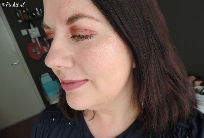 Sleek Makeup Highlighter Palette Copperplate
