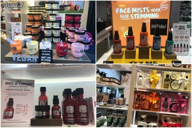 Op bezoek bij The Body Shop in Enschede