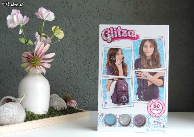 KIDS | GLITZA GLITTERTATTOOS STAR FAIRY SET + WIN