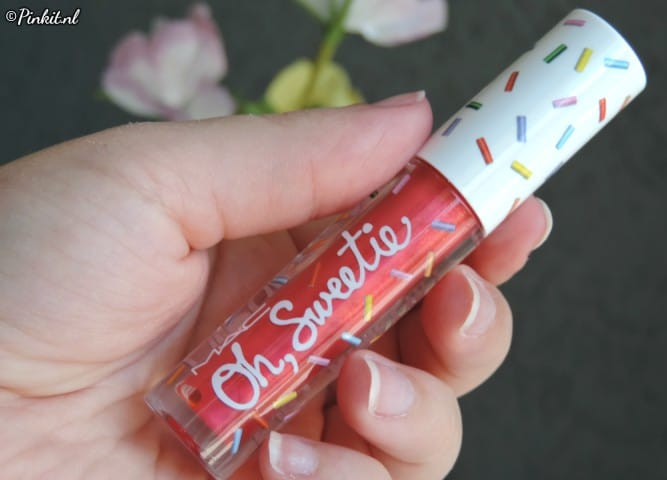 MAC Oh, Sweetie Lipcolour