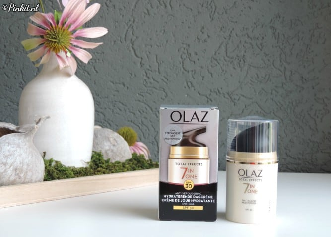 SKINCARE | OLAZ TOTAL EFFECTS 7-IN-ONE DAGCRÈME SPF30
