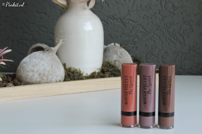 BEAUTY | BOURJOIS ROUGE VELVET THE LIPSTICK FALL IN LOVE COLLECTION
