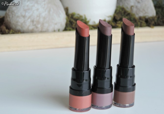 Bourjois Rouge Velvet The Lipstick Fall In Love Collection