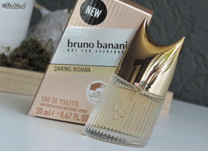 PARFUM | BRUNO BANANI DARING WOMAN