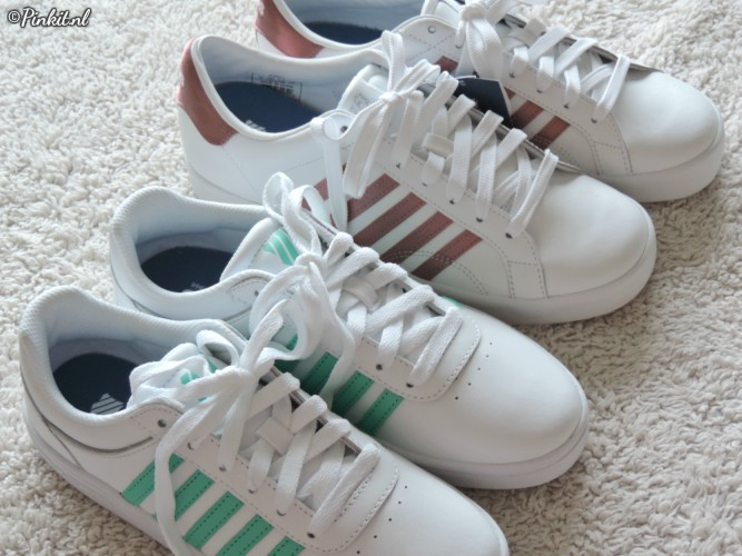 K-Swiss sneakers Deschoenenfabriek.nl