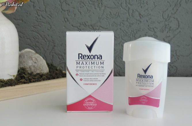 TIP | REXONA MAXIMUM PROTECTION CONFIDENCE