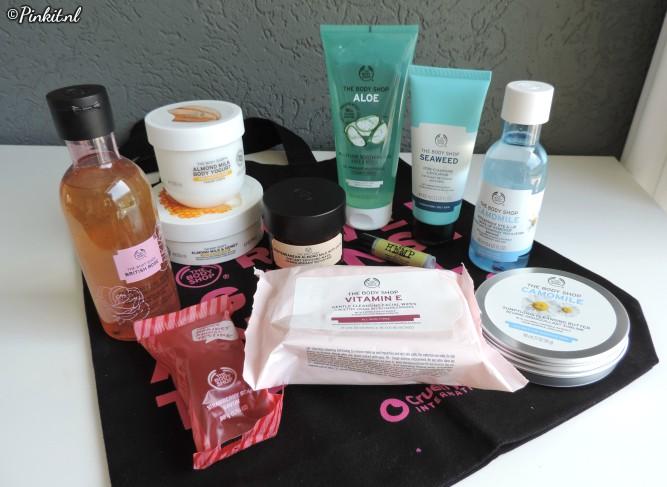 The Body Shop Make Your Skin Smiile