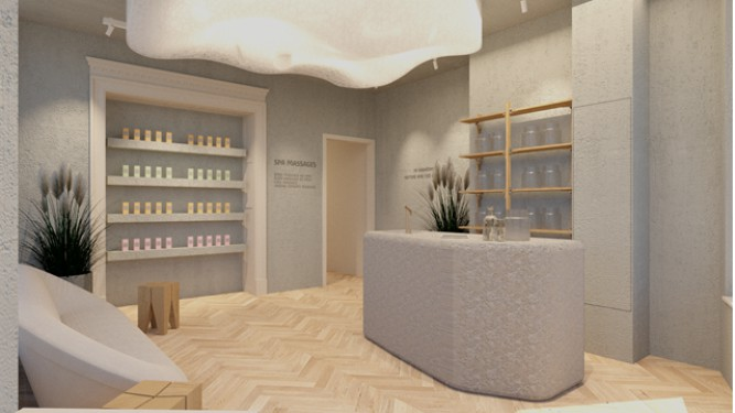 Weleda opent 3 city spa's in Nederland