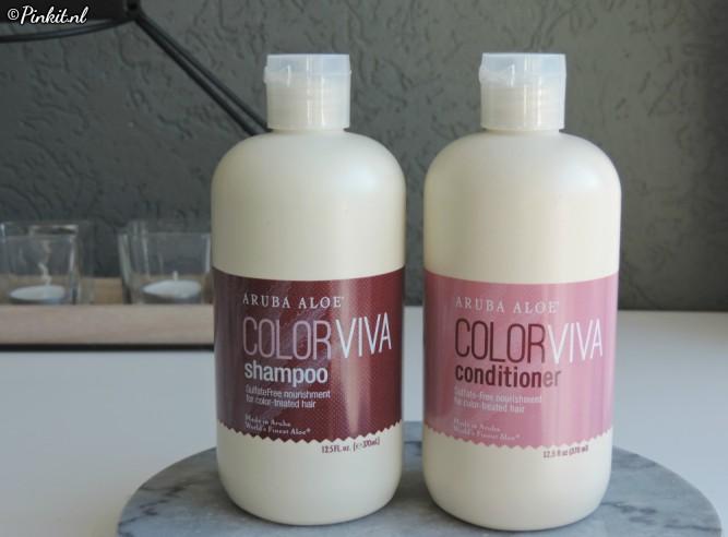 Aruba Aloë Color Viva Shampoo & Conditioner