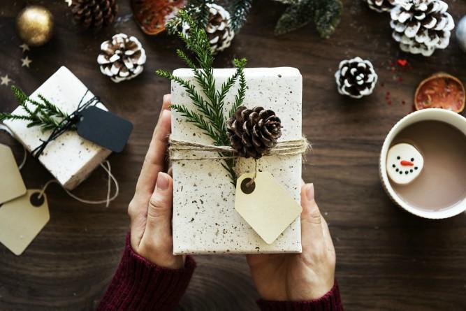 Cadeau voor de feestdagen