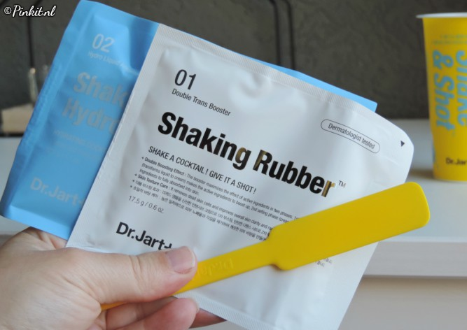 Dr. Jart+ Shake & Shot Rubber Hydro Mask