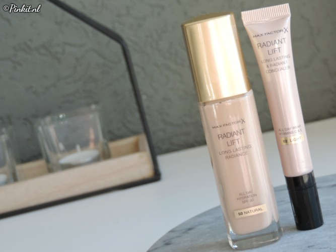 BEAUTY | MAX FACTOR RADIANT LIFT FOUNDATION & CONCEALER