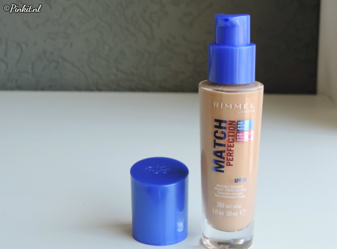 Rimmel London Match Perfection Foundation & Concealer