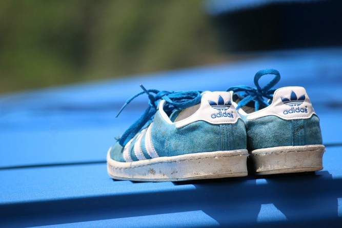 FASHION | DRIE ADIDAS SNEAKERS IN DE SPOTLIGHTS
