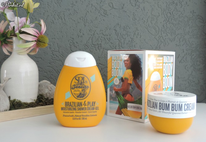 SOL DE JANEIRO BRAZILIAN BUM BUM CREAM & SHOWER CREAM-GEL