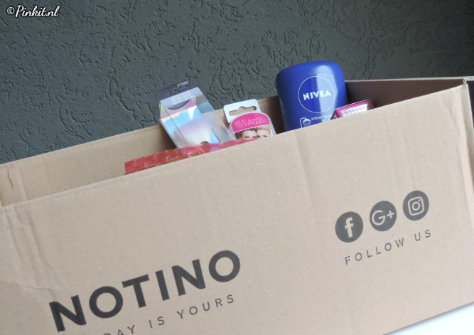 BEAUTY | UNBOXING NOTINO.NL SHOPLOG